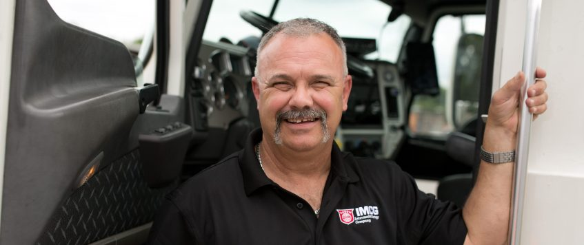 Jeffrey Holmes Saved Time and Gas Thanks to the MyDriver App