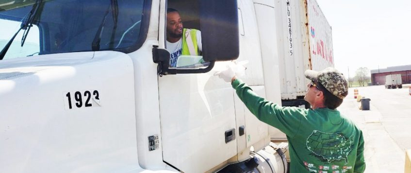 Supporting drivers on the front line